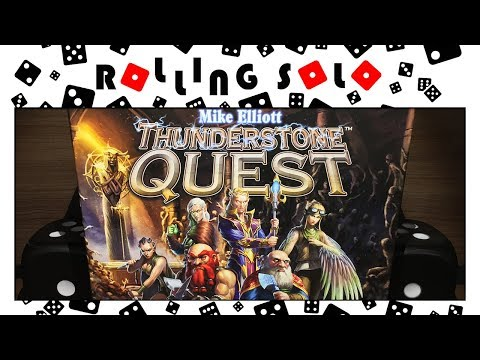 Thunderstone Quest | Champion Pledge | Giveaway!