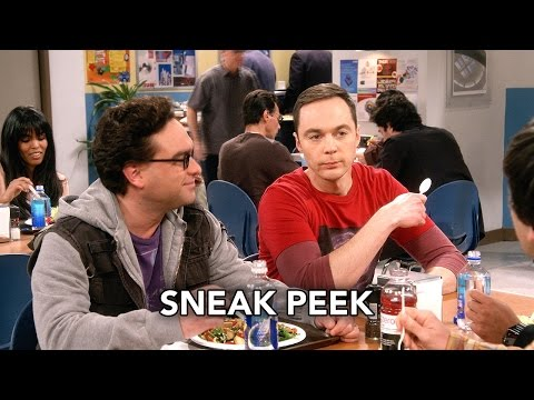 The Big Bang Theory: 10x19 The Collaboration Fluctuation - sneak peak #1