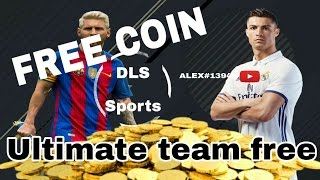 omg dls 17 mod giveaway free coins and a ultimate team must watch until the end