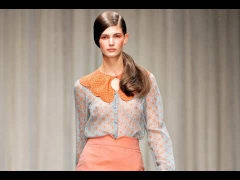 JAEGER LONDON Spring Summer 2012 London - Fashion Channel