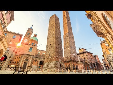 Visiting BOLOGNA for the FIRST TIME