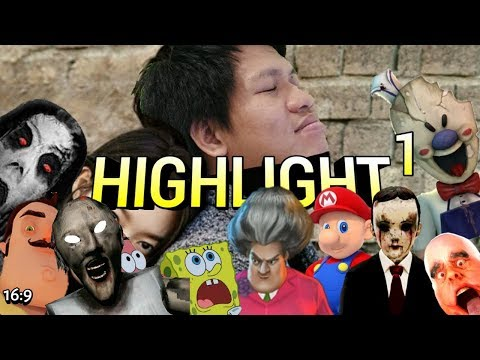 BEST MOMENTS, OPENING, JUMPSCARE!! ACI GameSpot Highlights #1 ~Hahaha LOL!!