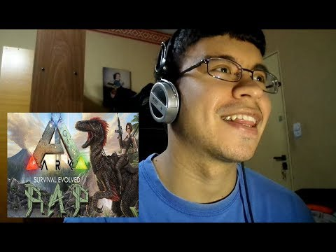 ARK SURVIVAL EVOLVED RAP | ZARCORT | Video Reaccion