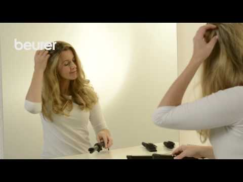 Quick Start Video for the HT 55 curling tongs from Beurer