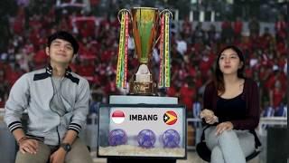 Prediksi TIMNAS INDONESIA vs TIMOR LESTE bersama PO si Hamster