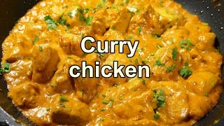 TASTY CURRY CHICKEN | Easy food recipes for dinner to make at home - cooking videos