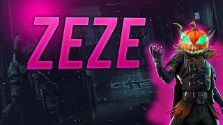"""ZEZE"" FORTNITE MONTAGE 