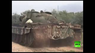 الجيش السوري يتوسع في ريف حماة الشمالي (بالفيديو)