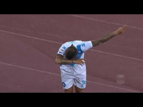Il gol di Insigne - Napoli - Fiorentina 4-1 - Giornata 37 - Serie A TIM 2016/17