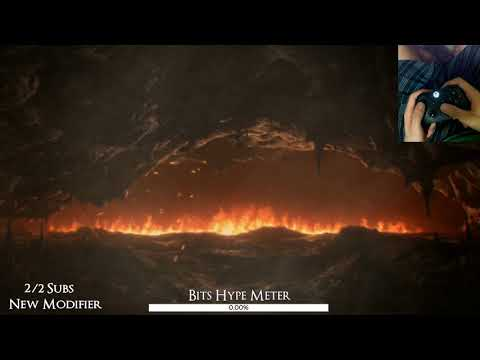 Soulsathon - Viewers add Difficulty! - Dark Souls