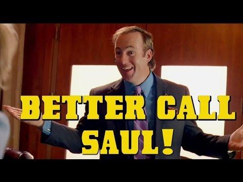 Трейлер сериала Better Call Saul (Лучше Звоните Солу)