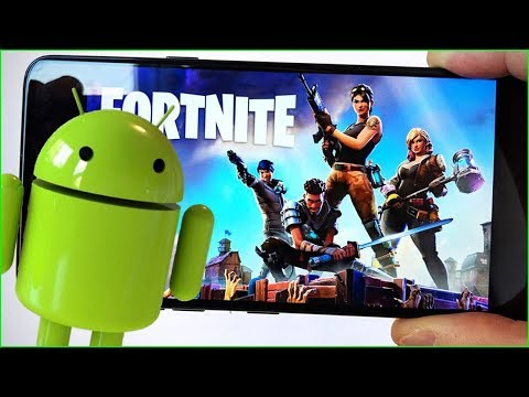 Fortnite Mobile Update - ANDROID IS HERE - What Phone's Work???
