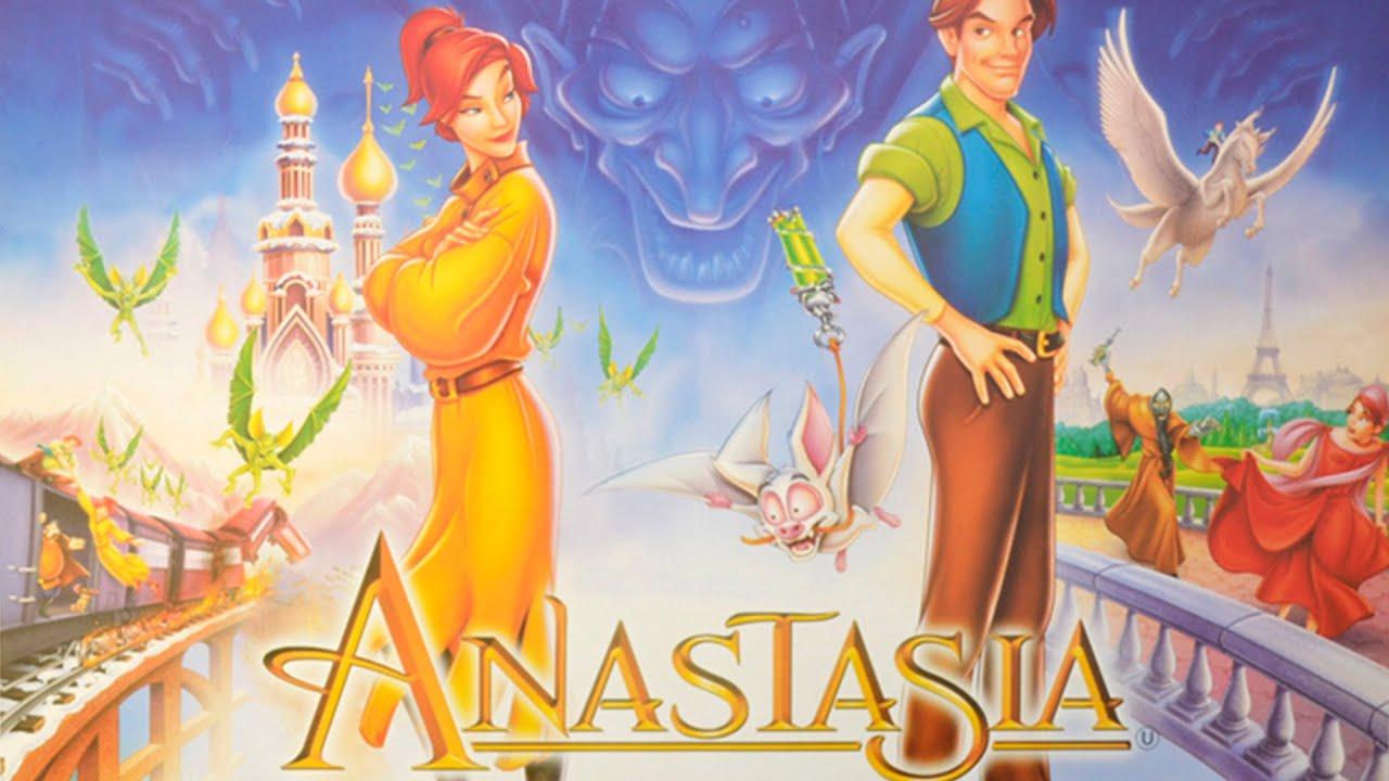 Anastasia Movie In Hindi | Animated Fantasy Adventure Film | Cartoon Movies In Hindi