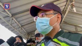 JAS Johor tunggu laporan MYSA