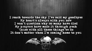 Avenged Sevenfold - Gunslinger s on screen Full