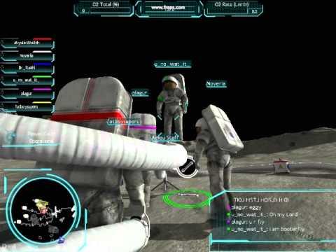 All aboard the MoonBase