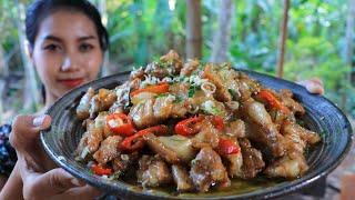 Yummy cooking stir fry pork recipe - Natural Life TV Cooking