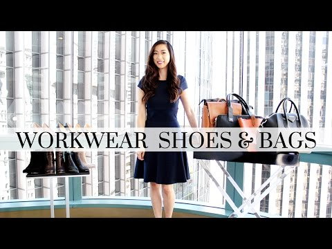 Workwear Bags & Shoes | Work Wardrobe Essentials | LookMazing