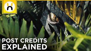 Jurassic World: Fallen Kingdom Post-Credits Scene EXPLAINED
