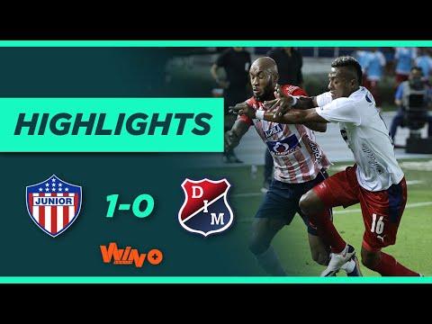 Junior vs. Medellín (Goles y highlights) | Liga BetPlay Dimayor 2021 - Fecha 1