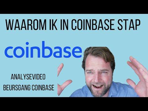 Coinbase | Aandelen kopen in 2021 | Alles wat je moet weten