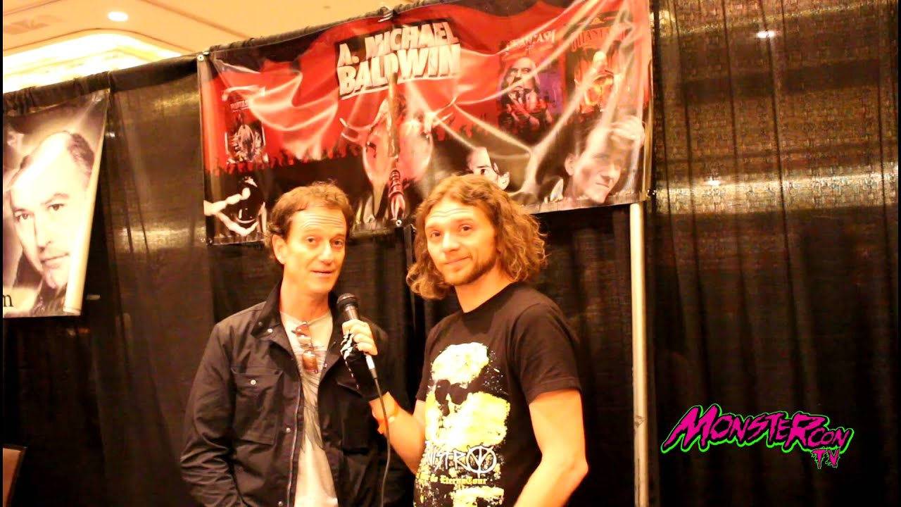 A Michael Baldwin On Phantasm V Ravager At Texas Frightmare