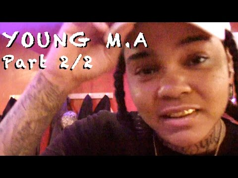 Young M.A Interview Part 2/2