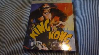 King Kong 1933 Premium Collection Bluray Look