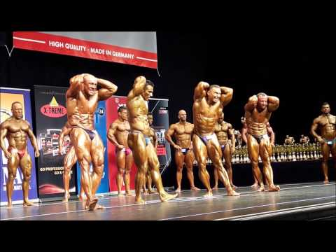 MURAT GONUL 2016 NAC MR.UNIVERSE BACK STAGE & CLASS MEN3,OVERALL COMPARİSONS