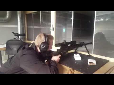 SX-1 .338 Lapua Magnum