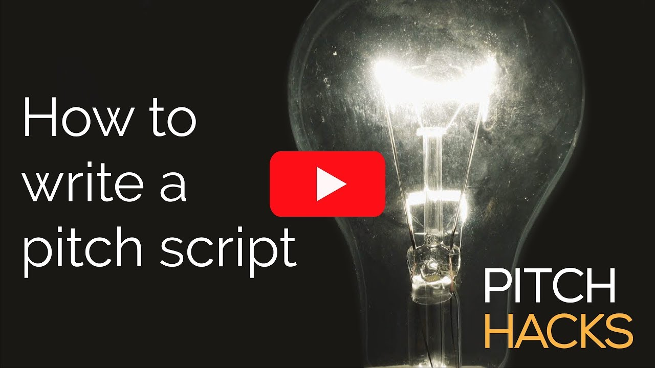 How to Write a Perfect Pitch Script (Comprehensive Guide) | Pitch