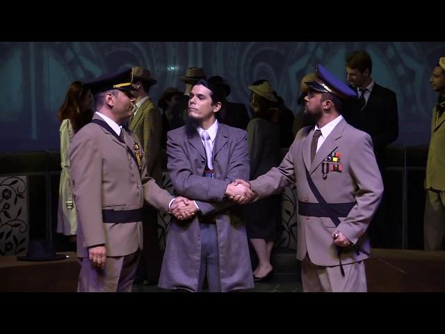Cosi Fan Tutte - 1ª Parte  - Cia Ópera de Santa Catarina