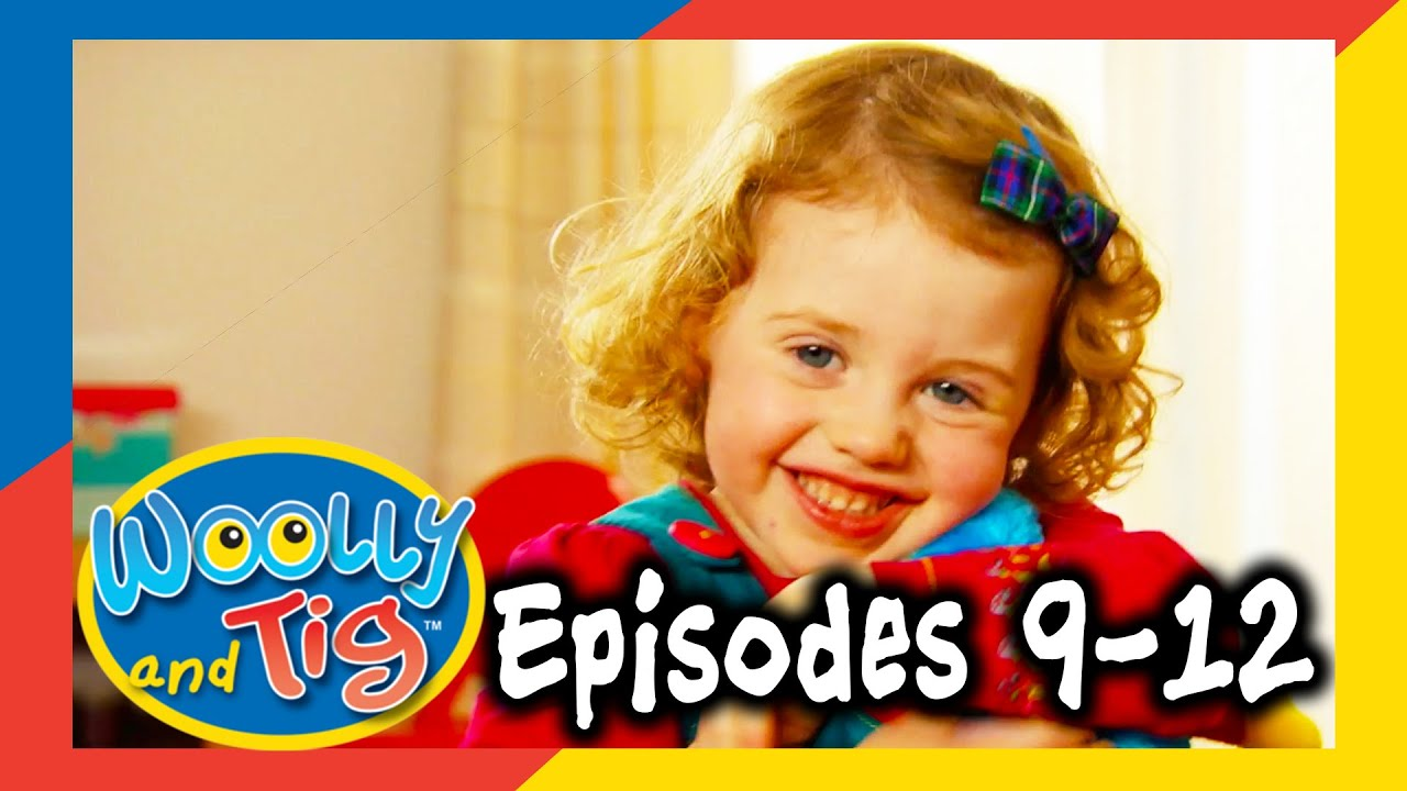 Download Woolly And Tig - Episodes 9-12