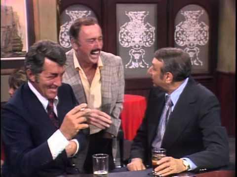 Dean Martin, Howard Cosell & Dick Martin  The Bar