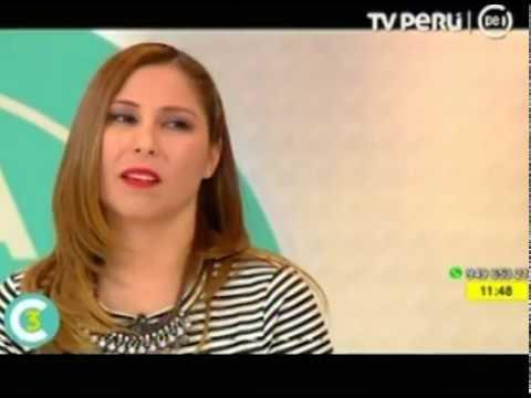 Maria Luisa en a la Cuenta de 3 en TV Perú Parte 2