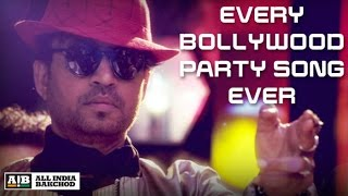 AIB's Every Bollywood Party Song Feat. Irrfan Khan