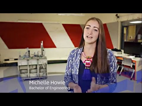 Michelle Howie - UniSA Engineering Student and New Colombo Plan Scholar