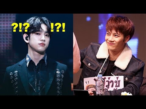 GOT7 Members Suspect Jackson's Dating... Here's How He Responded It