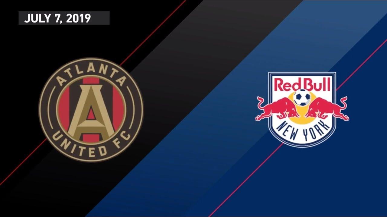 Recap & highlights: Atlanta United 0-1 New York Red Bulls