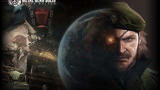 Blind Playthrough of MGS: Peacewalker Co-Op w/ WeskerREborn (Part 1)