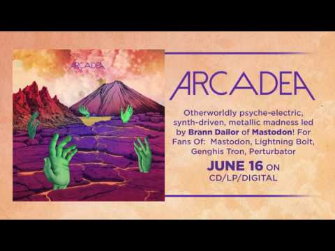 """ARCADEA - """"Gas Giant"""" (Official Audio)"""