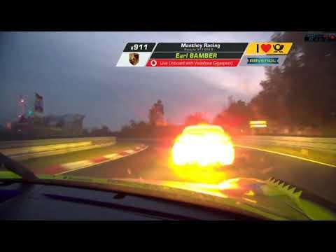 24 Hours of Nurburgring 2018 | Porsche 911 GT3 R Onboard
