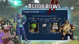 Blood Bowl 2 - Just Desserts v. Dwarves - Match 3