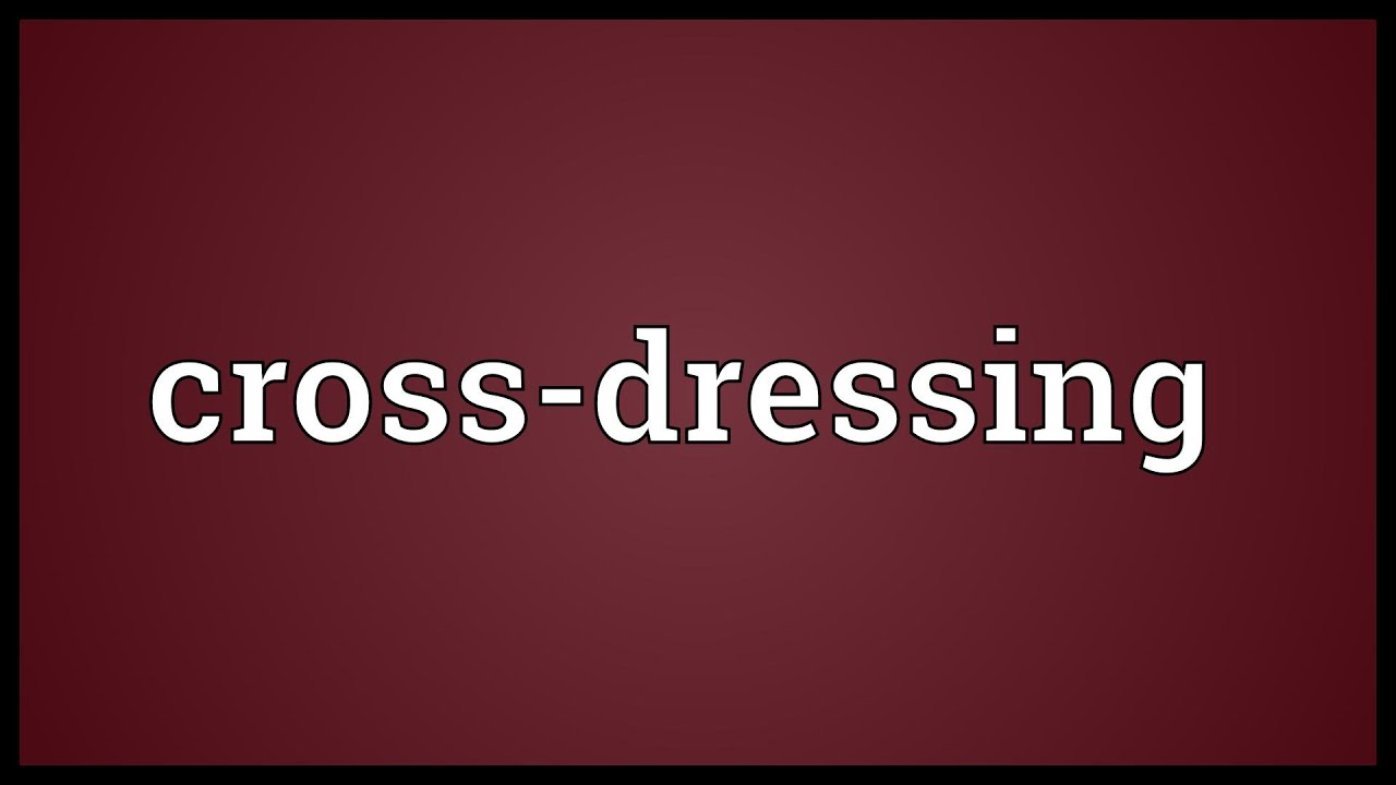 Forum on this topic: How to Explain Cross Dressing to a , how-to-explain-cross-dressing-to-a/