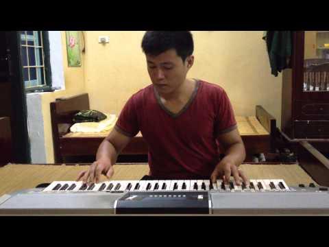 Em yêu anh như câu hò ví dặm - Organ Yamaha 910