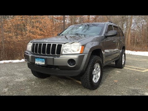 2007 Jeep Grand Cherokee Laredo 4x4 Youtube