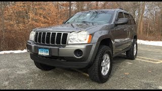 2007 JEEP GRAND CHEROKEE LAREDO 4X4