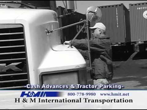Truck Driver Jobs  - HM TERMINALS TRANSPORT- OWNER/OPERATORS Wanted