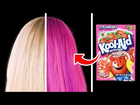 20 HAIR HACKS THAT WILL SHOCK YOU
