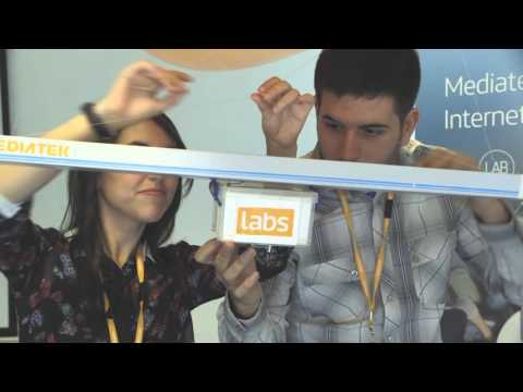 MediaTek Labs and Telefonica Talentum Startup Lab - WatchDrone